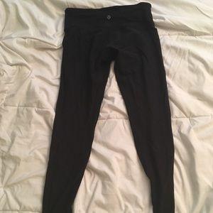 Reversible Lululemon Full Length Leggings